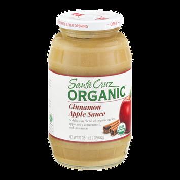 Santa Cruz Organic Cinnamon Apple Sauce