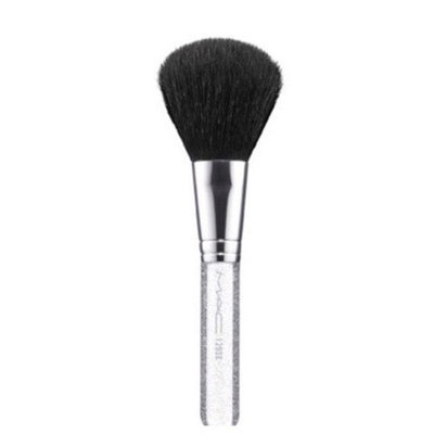 M.A.C Cosmetics 129 Synthetic Glitter & Ice Collection Limited Edition Powder Brush