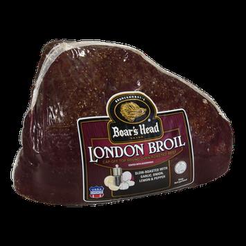 Boar's Head Roast Beef London Broil