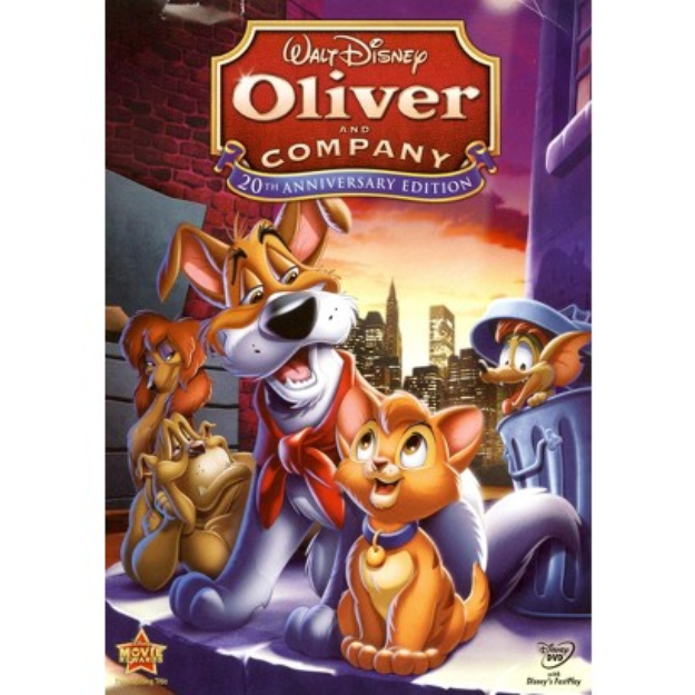Disney Oliver and Company (20th Anniversary) (Special Edition) (Widescreen)