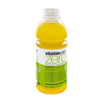 vitaminwater Zero Rhythm Starfruit Citrus
