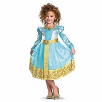 Disguise Costumes Disney Brave Merida Deluxe Toddler Costume 3T 4T