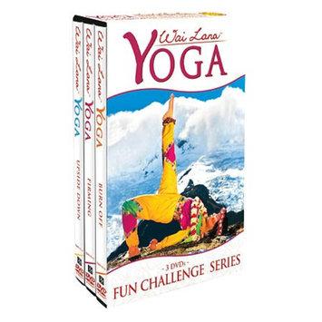 Wai Lana Fun Challenge DVD Tripack
