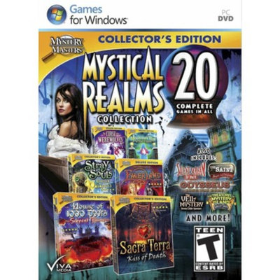 Viva Media Mystical Realms - Collectors Edition (PC Game)