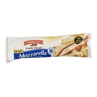 Pepperidge Farm Garlic Bread Mozzarella Crusty