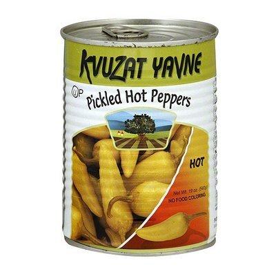 Bellview Kvuzat Yavne Pickled Hot Peppers