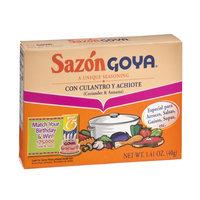 Goya Sason Coriander & Annatto Seasoning
