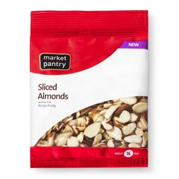 market pantry Market Pantry Sliced Almonds 2.25 oz