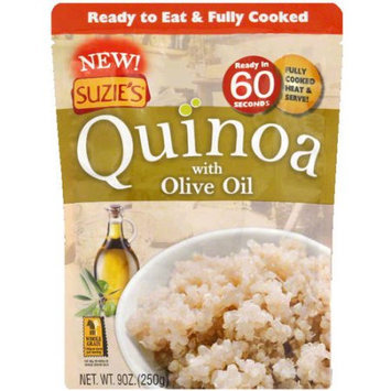 Suzies Suzie's Quinoa with Olive Oil, 9 oz, (Pack of 20)