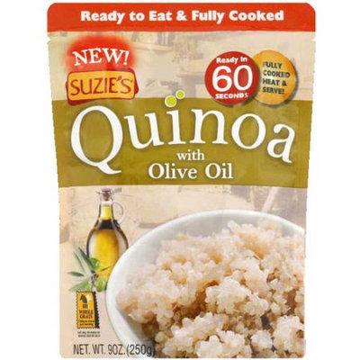 Suzies Suzie's Quinoa with Olive Oil, 9 oz, (Pack of 20)