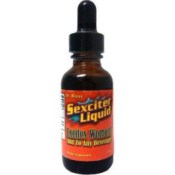 Dr. Bross Sexciter Liquid Sexciter Liquid, Excites Women 1 oz.