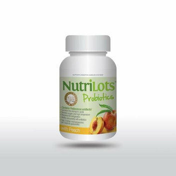 Imagilin Technology NutriLots NFPEV - 60 Peach 60 Veggie Capsules