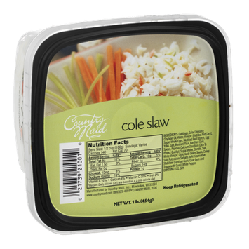 Country Maid Cole Slaw