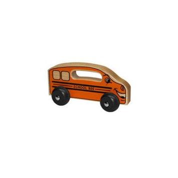 Holgate HHZ102 Handeez Wood School Bus Toy