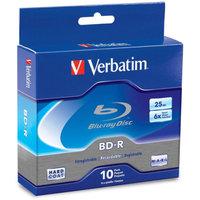 Verbatim 97238 BD-R 25GB 6x 10pk Spindle Box