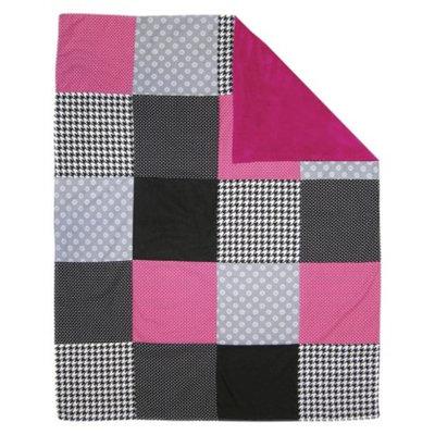 Trend Lab Serena Receiving Blanket