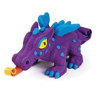 Premier Pet PetSafe Squeeze Meeze Latex Dog Toy, Dragon