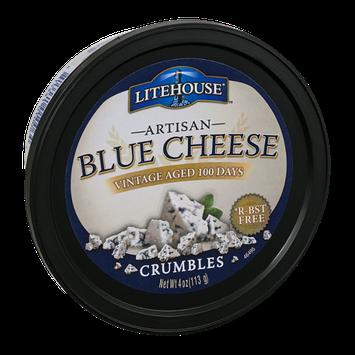 Litehouse Artisan Blue Cheese Crumbles