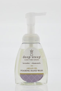 Deep Steep Argan Oil Foaming Hand Wash Lavender - Chamomile 8 fl