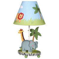 Guidecraft Safari Table Lamp