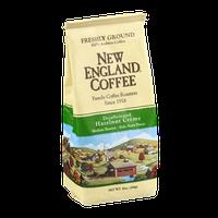 New England Coffee Decaffeinated Hazelnut Creme Medium Roasted Freshly Ground