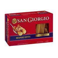 San Giorgio Enriched Macaroni Product Manicotti - 14 CT