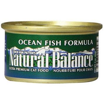 Natural Balance Ocean Fish Formula Cat Food (Pack of 24 3-Ounce Cans)