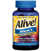 Alive! Men's Gummy Vitamins
