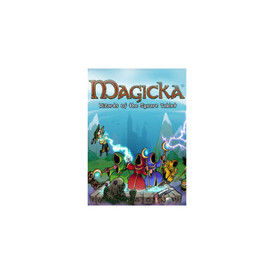 Ludosity Interactive Magicka: Wizards of the Square Tablet