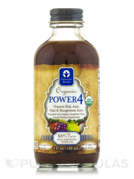 Genesis Today Inc Genesis Today - Organic Power 4 Juice - 4 oz.