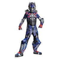 Boy's Transformers Age of Extinction - Prestige Optimus Prime Kids