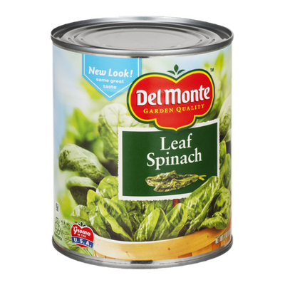 Del Monte® Leaf Spinach