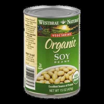 Westbrae Natural Vegetarian Organic Soy Beans