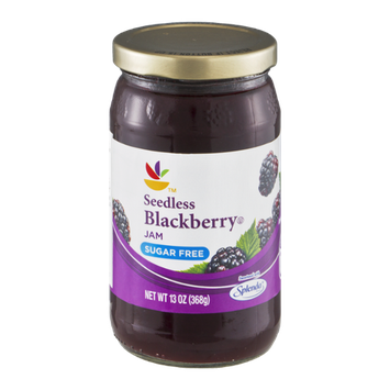 Ahold Jam Blackberry Seedless Sugar Free