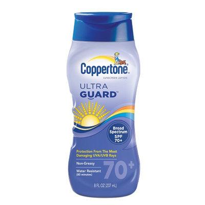 Coppertone Ultra Guard Sunscreen Lotion
