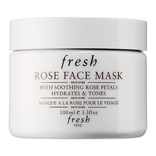 Fresh Rose Face Mask 3.4 oz