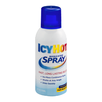 Icy Hot Medicated Spray