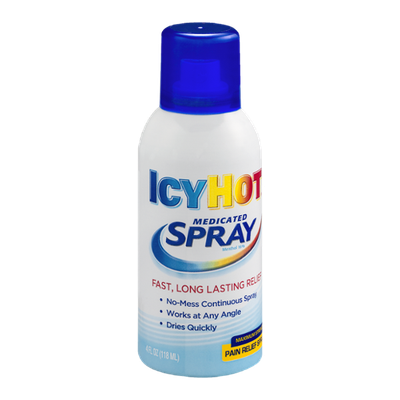 Icy Hot Medicated Spray