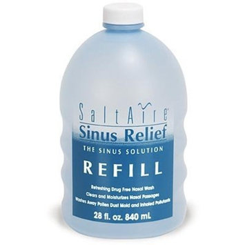 Rhinaris SaltAire Nasal Sinus Relief Wash Refill 28 Oz