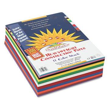 Sunworks SunWorks Smart-Stack Construction Paper, 9 x 12, Assortment, 300 Sheets