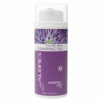 Aubrey Organics EveryDay Basics Cleansing Gel, 3.4 fl oz