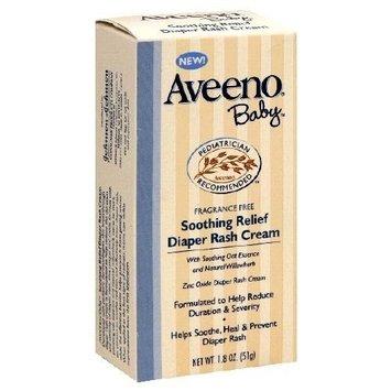Aveeno® Aveeno Baby Diaper Rash Cream Fragrance Free 1.8 oz.
