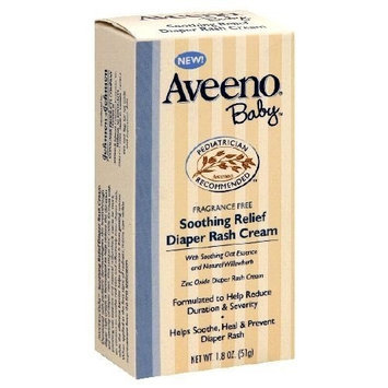 Aveeno® Aveeno Baby Diaper Rash Cream Fragrance Free 1.8 oz.