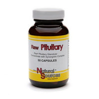 Natural Sources Raw Pituitary