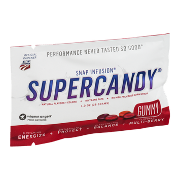 Snap Infusion Supercandy Gummy