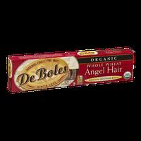 De Boles Organic Whole Wheat Angel Hair