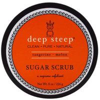 Deep Steep 1521244 Sugar Scrub Tangerine Melon 8 oz.