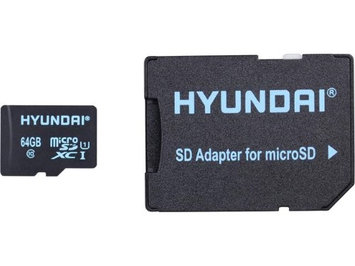 Hyundai Imagequest 64GB microSDXC