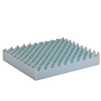Nova 3in. Convoluted Foam Cushion Without Cover
