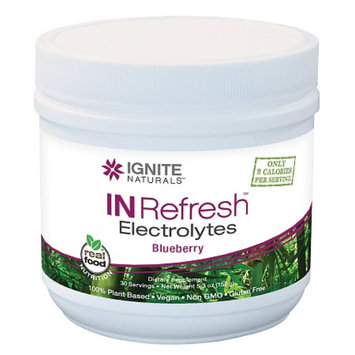 Ignite Naturals IN Refresh Electrolytes Blueberry